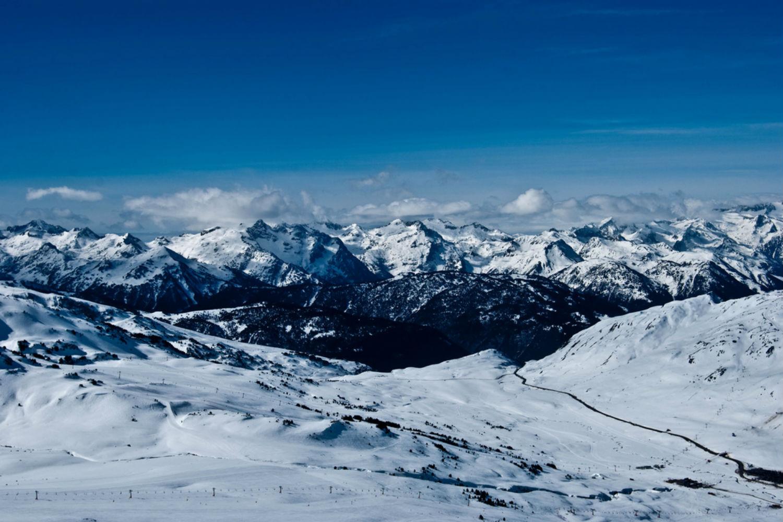Valle Dd´Arán Nieve