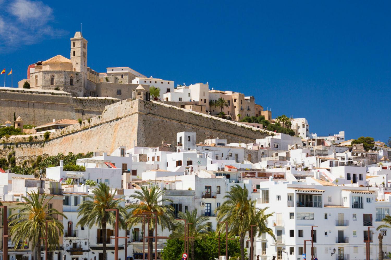 Pueblo de Ibiza donde perderse en navidad