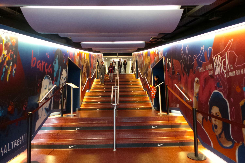 Tour Camp Nou