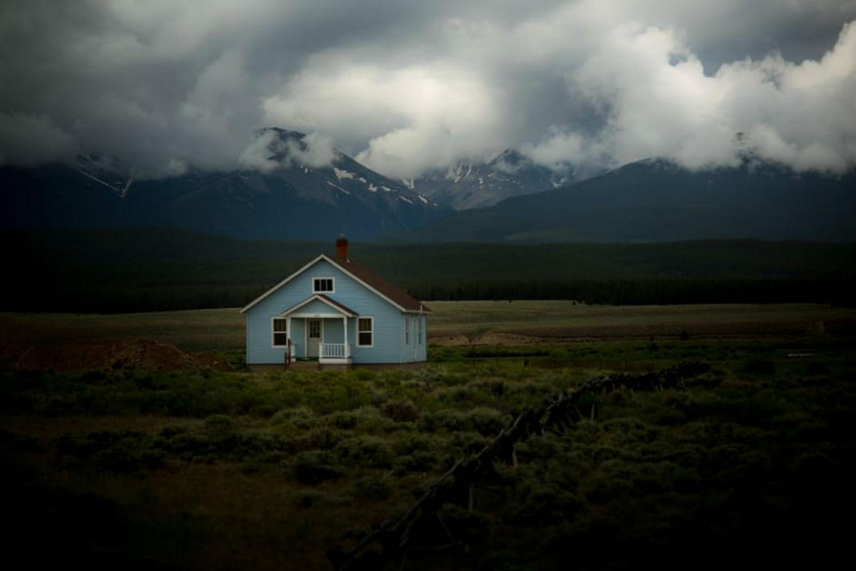 Casa en las afueras