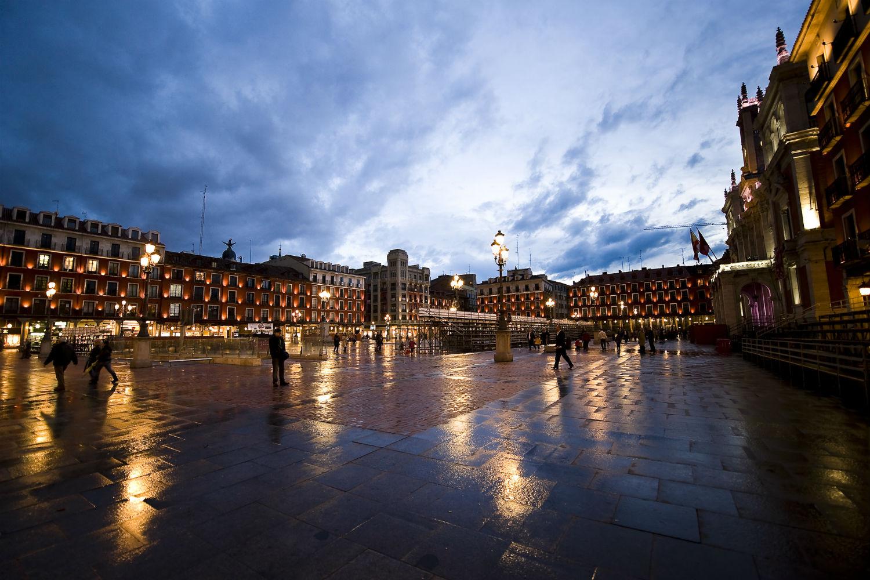 Viaje a Valladolid