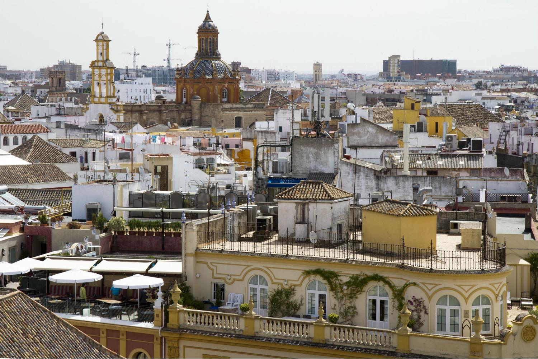 Planes en Sevilla Semana Santa 2017