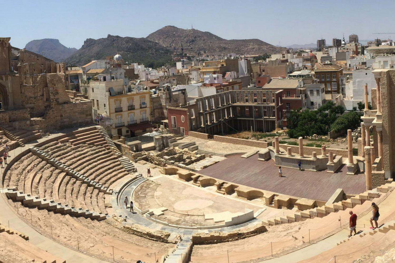Viaje romántico Murcia