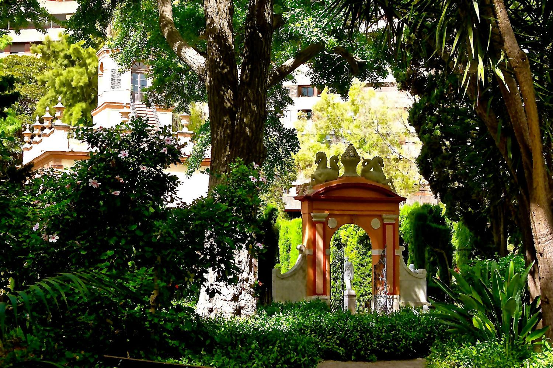 Jardín de Monforte Valencia
