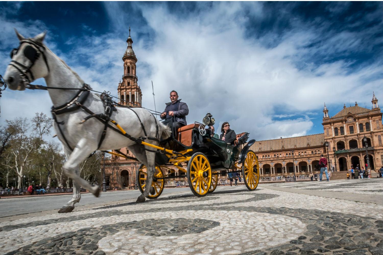 Qué hacer en Sevilla en Semana Santa parejas