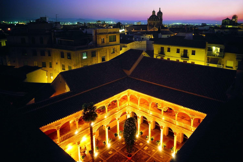 Restaurante romántico Granada