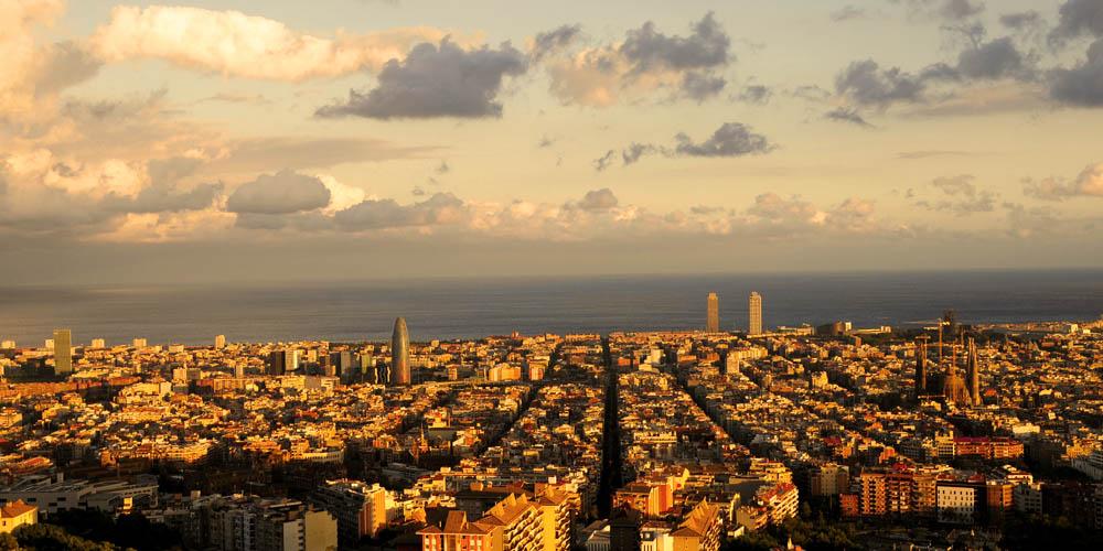 Planes románticos y originales que hacer en Barcelona con tu pareja: Los mejores atardeceres en Barcelona