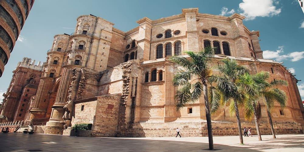 Visitar el centro histórico de Málaga con niños