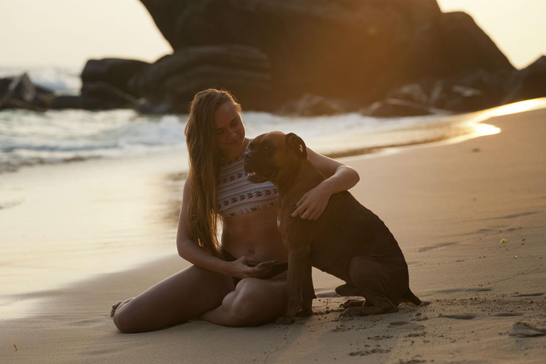 Playas para perros Granada