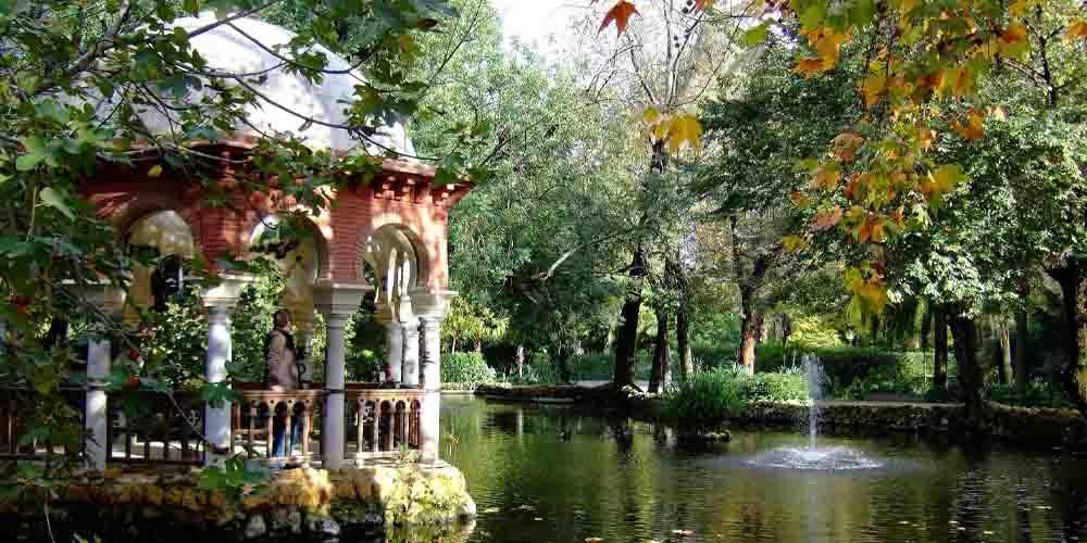 Qué ver en un paseo en familia por el Parque de María Luisa.