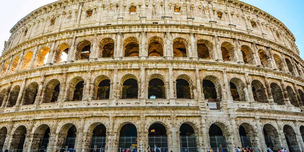 Roma en dos días - El Coliseo