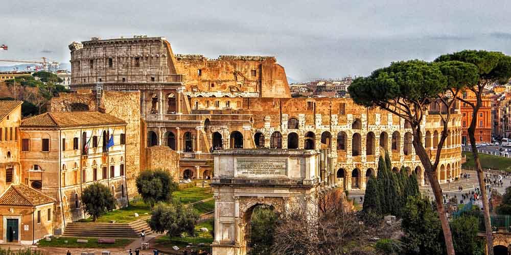 Qué ver en Roma - El Coliseo Romano