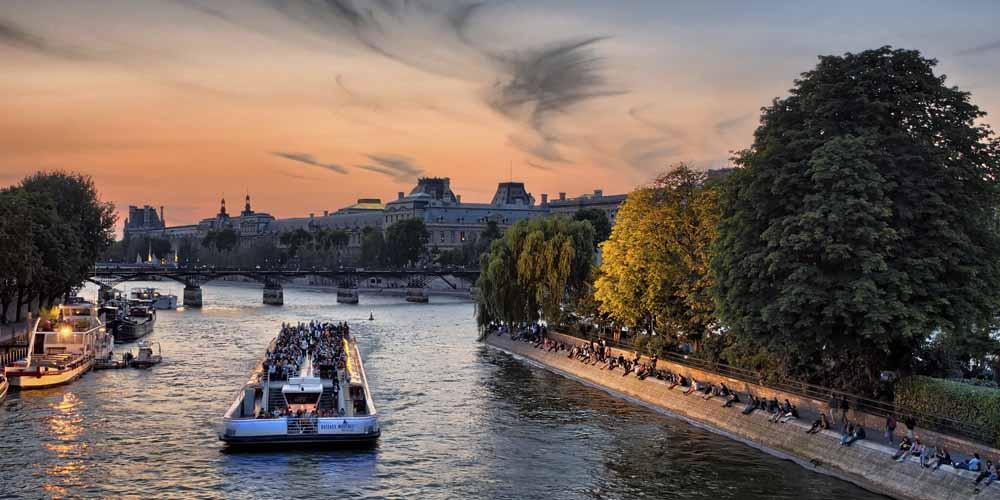 Qué ver en París - Crucero por el Sena