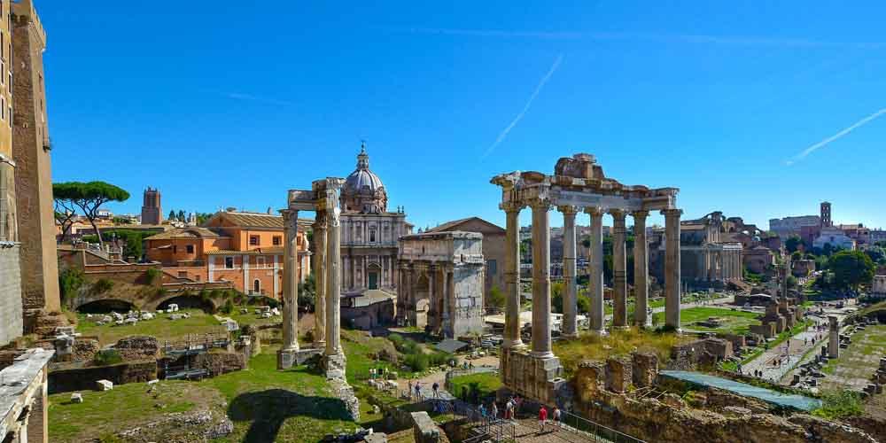 Qué ver en Roma - El Foro Romano