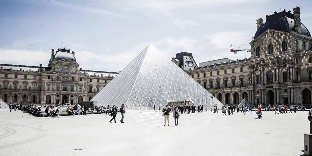 Qué ver en París - Museo del Louvre