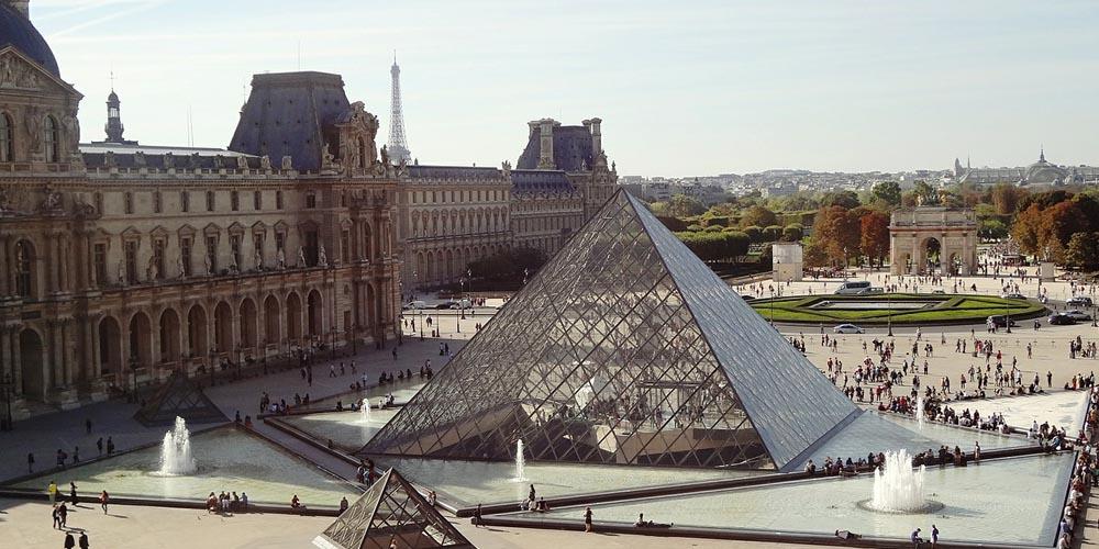 París en dos días - Museo del Louvre