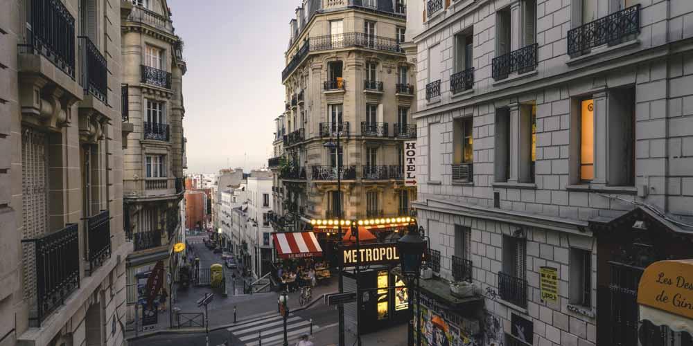 Qué ver en París - Montmartre, el barrio de los pintores