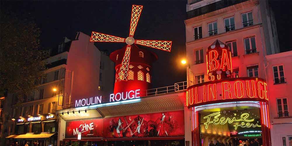 Qué ver en París - Moulin Rouge