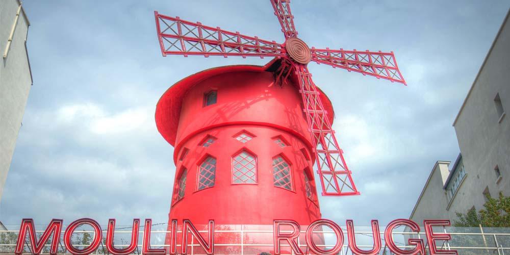 Montmartre - Mouling Rouge París