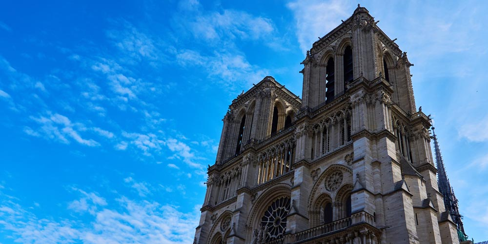 Qué ver en París - Notre Dame