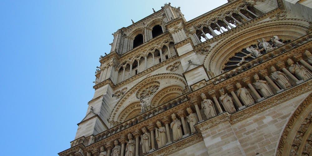 París en dos días - Notre Dame