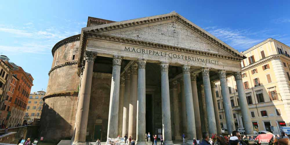 Roma en dos días - El Panteón de Roma