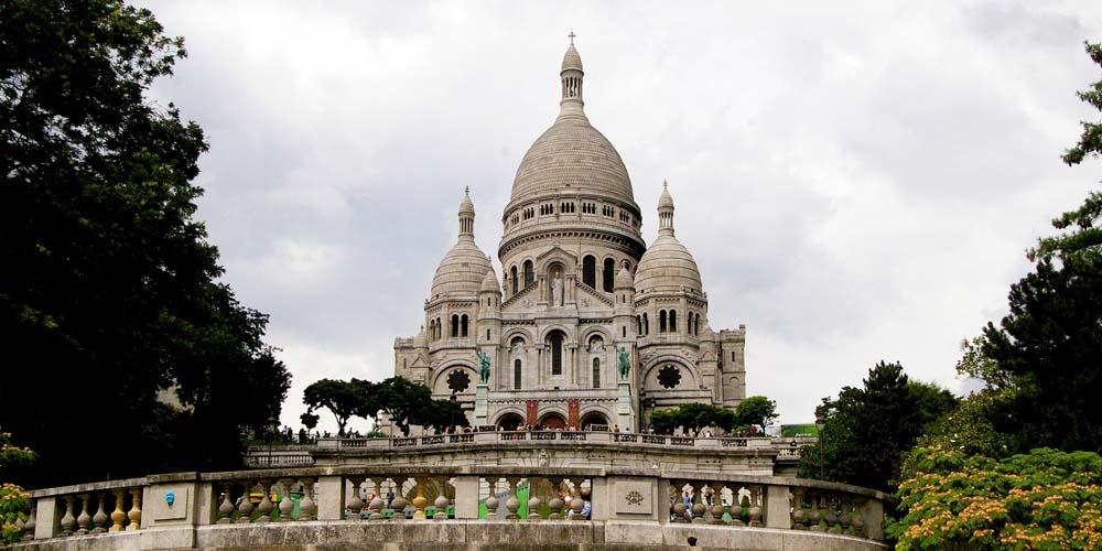 Montmartre - Sagrado Corazón París