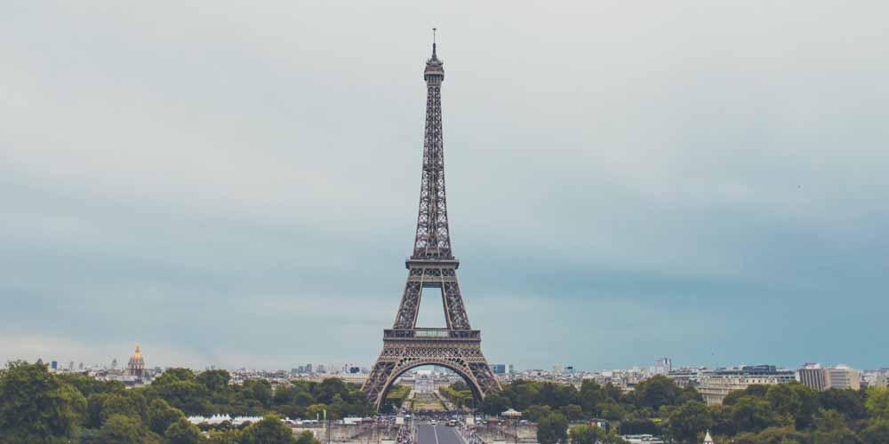 Qué ver en París - Torre Eiffel