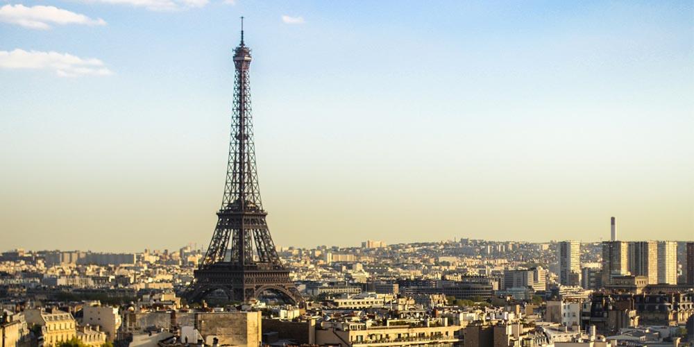 París en dos días - Torre Eiffel