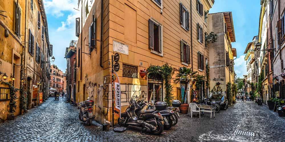 Roma en dos días - Trastévere Roma
