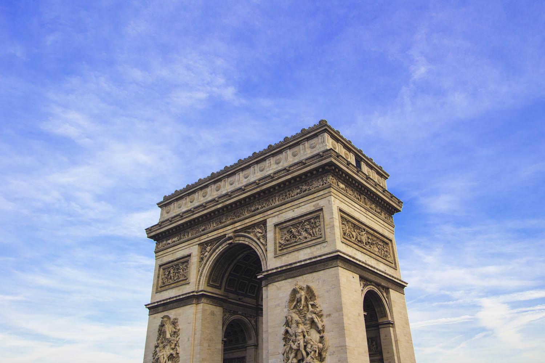 Arco del Triunfo – Básicos que ver en París