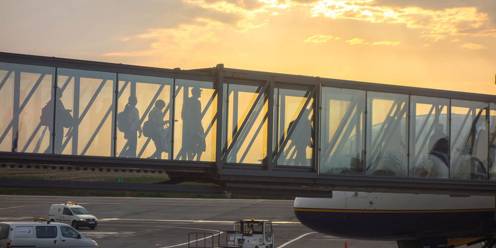 Volar a París - Aeropuerto de Orly