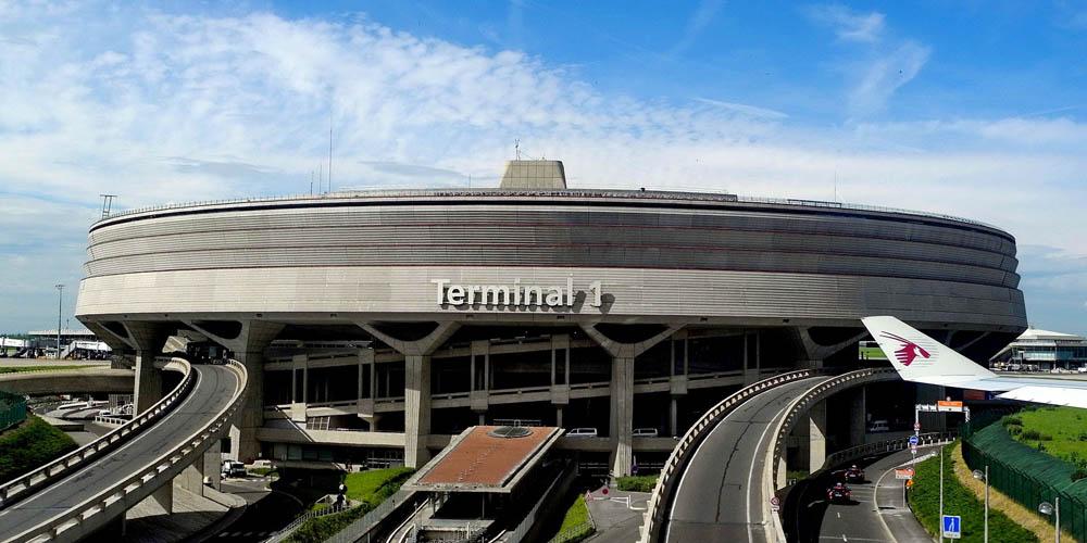 Volar a París - Aeropuerto Charles de Gaulle