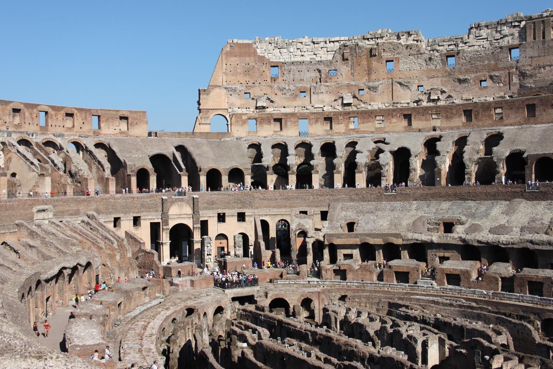 Entradas Coliseo Romano: Todo lo que necesitas saber
