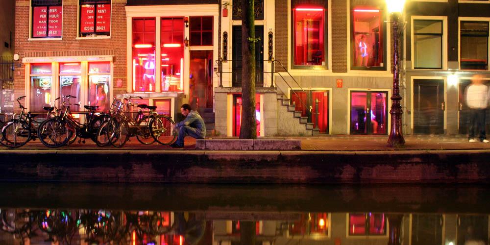 Qué ver en Amsterdam - El Barrio Rojo