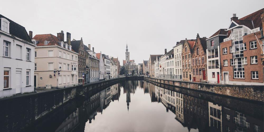 Qué ver en Bruselas - Excursión a Brujas