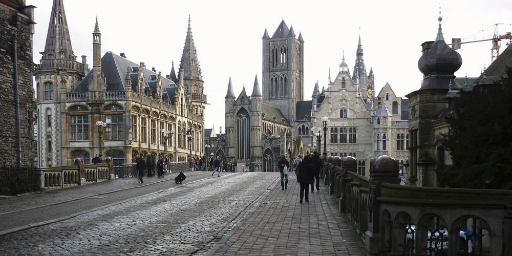 Qué ver en Bruselas - Excursión a Gante