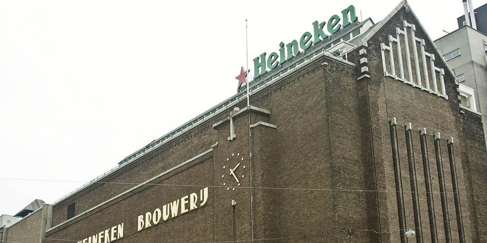 Qué ver en Amsterdam - Fábrica de Heineken