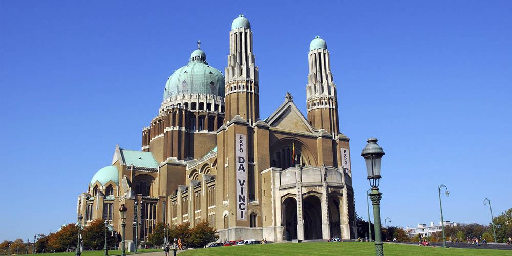 Qué ver en Bruselas - Basílica de Koekelberg