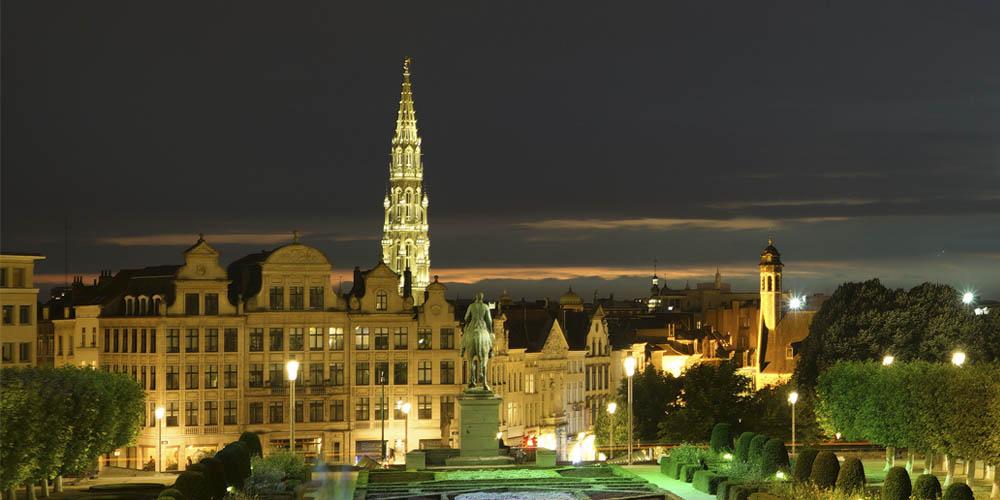 Qué ver en Bruselas - Mont des Arts