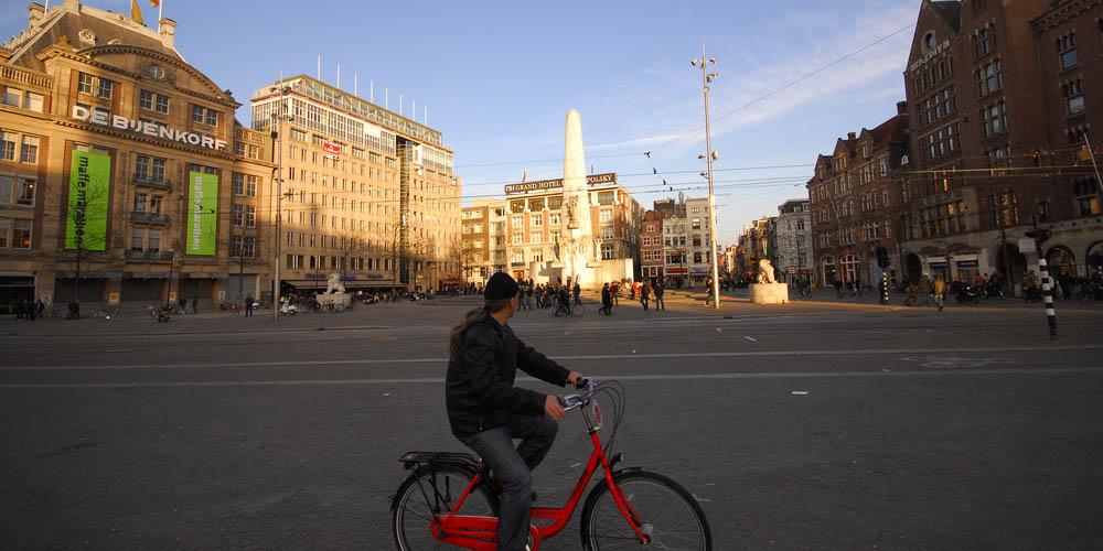 Qué ver en Amsterdam - Plaza Dam