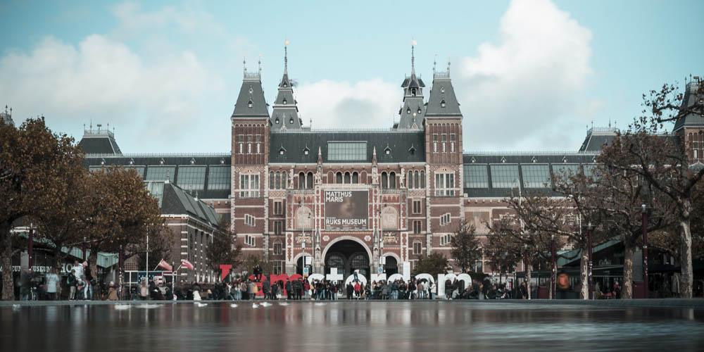 Qué ver en Amsterdam - Rijks Museum
