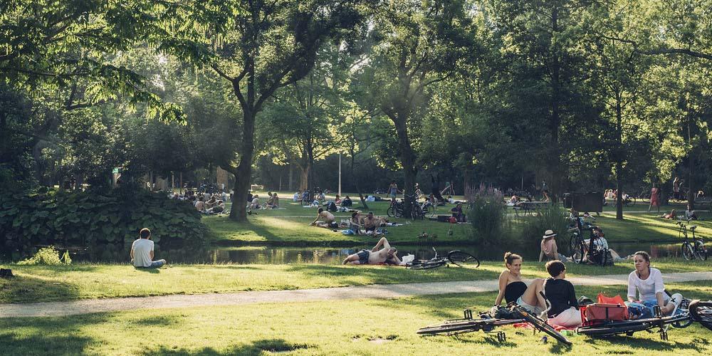 Qué ver en Amsterdam - Volden Park
