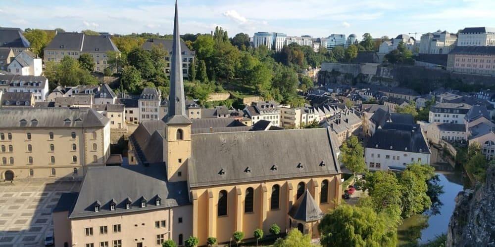 Visita Luxemburgo en una excursión desde Bruselas