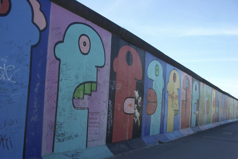Las mejores visitas guiadas por el Muro de Berlín
