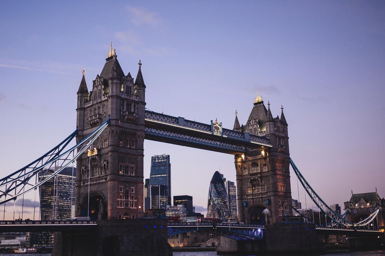 Visita el Puente de Londres