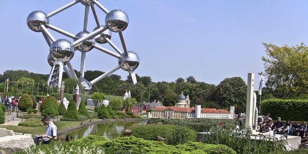 Una de las cosas que ver en Bruselas es el Parque Mini-europa