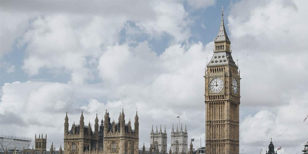 El Palacio de Westminster y el Big Ben, dos de las principales cosas que ver en Londres.