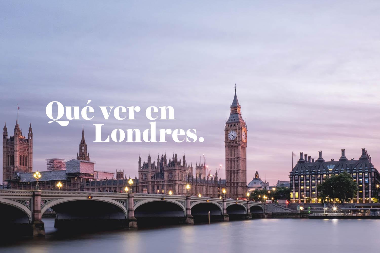 Qué ver en Londres – Lugares imprescindibles (Actualizado 2021)