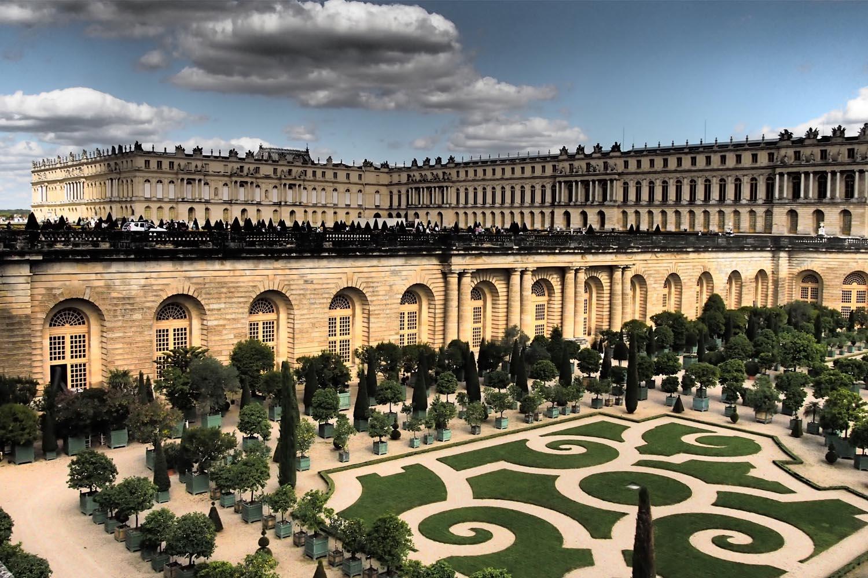 Entradas Palacio de Versalles